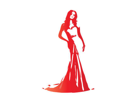 western fashion clothing icons vector art illustration as icon and logo