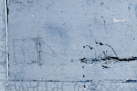 natural old scratched blue wall texture background Stock Photo - 11077246