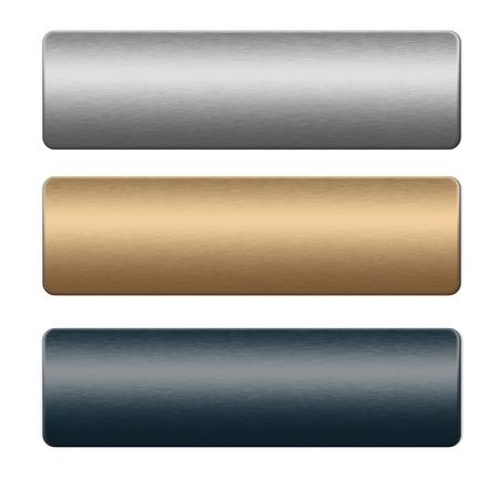 oxidated: Cromo tablas. plata, oro y azul textura, fondo para insertar texto o dise�o