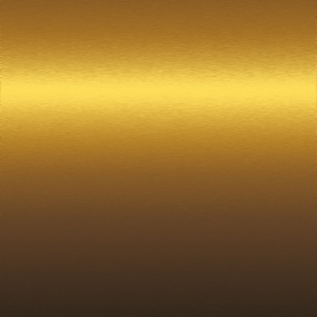 gold frame: Gold metal texture, background to insert text or design Stock Photo