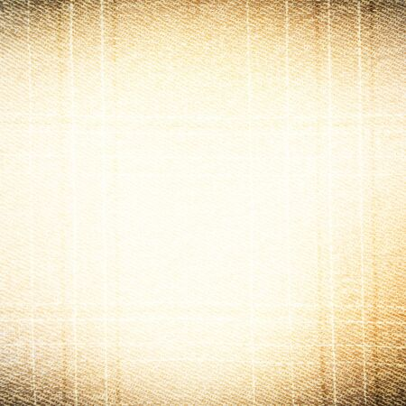 vintage beige textile background to insert text or design Stock Photo - 12311975