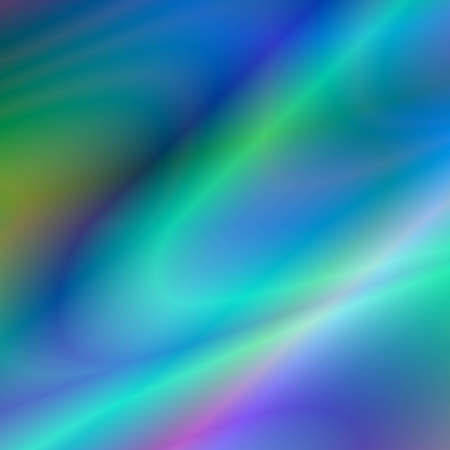 burqa: abstract rainbow background with smooth blue curves