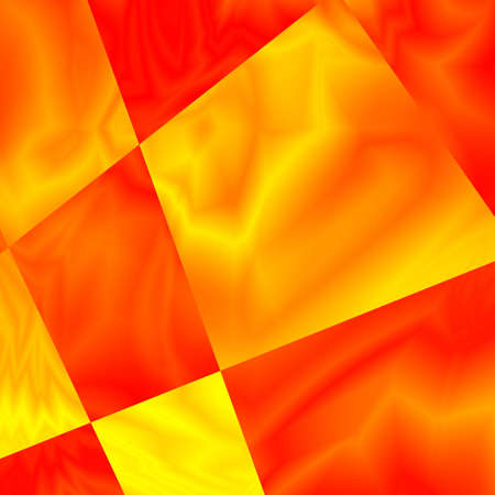 orange yellow abstract geometrical shapes background for designers  photo