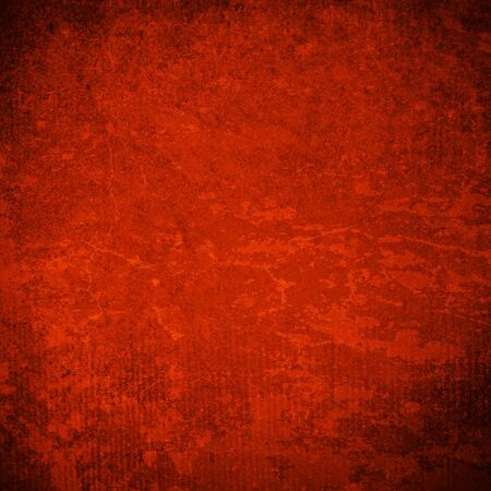 Grain red paint wall background or texture Stock Photo - 12910462