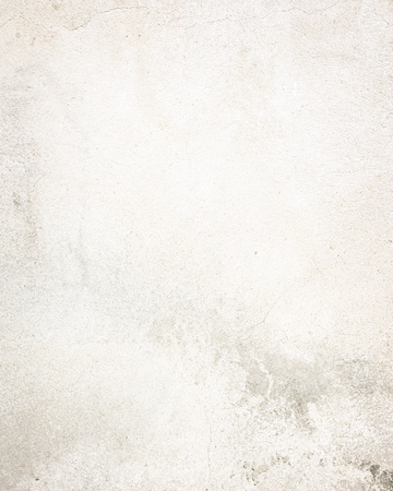terracotta: white  wall texture, grunge background Stock Photo