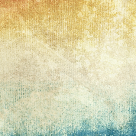 grunge old paper texture as abstract background Stock Photo - 13766679