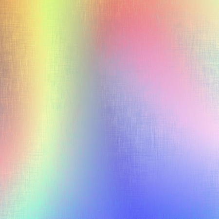 canvas texture with rainbow rays as abstract pastel background photo