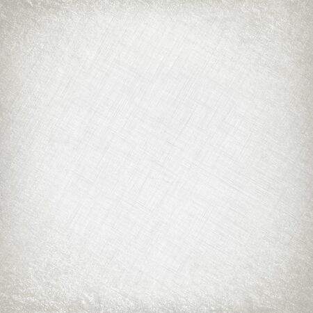 White canvas with delicate texture to use as abstract background photo