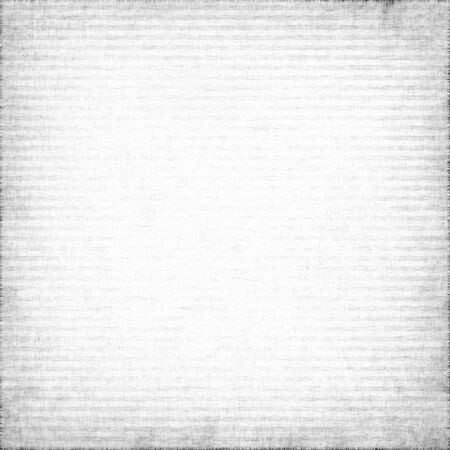 white canvas texture, square stripes background photo