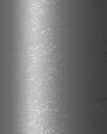 sandblasted: silver metal background with bright pattern texture Stock Photo