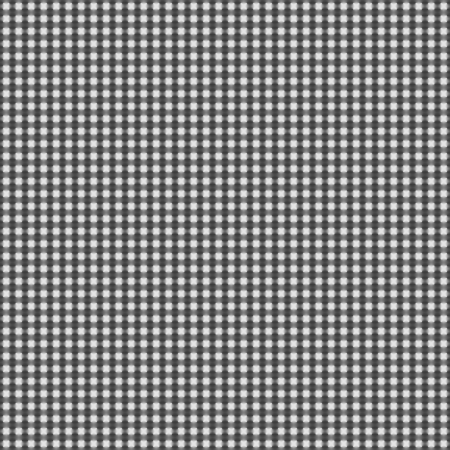 grid paper: seamless textile as grid pattern background, black ad white version Stock Photo