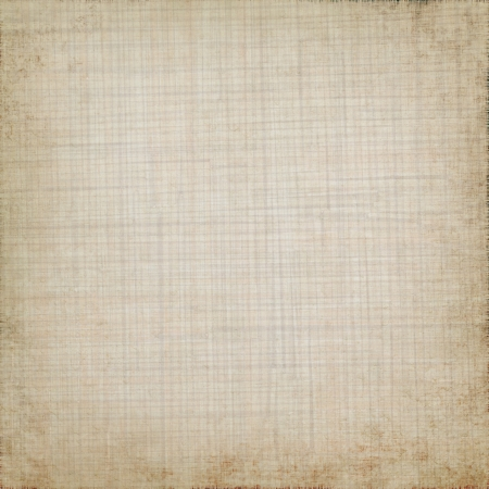 linens: grunge background with delicate grid pattern