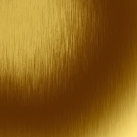 gold metal texture, scratched metal background photo