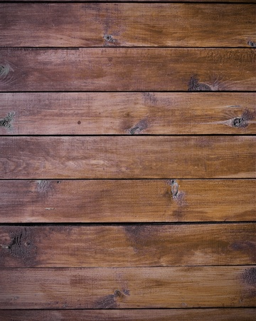 roughly: natural boards as brown wood background