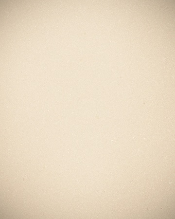paper texture background in beige color and delicate vignette photo