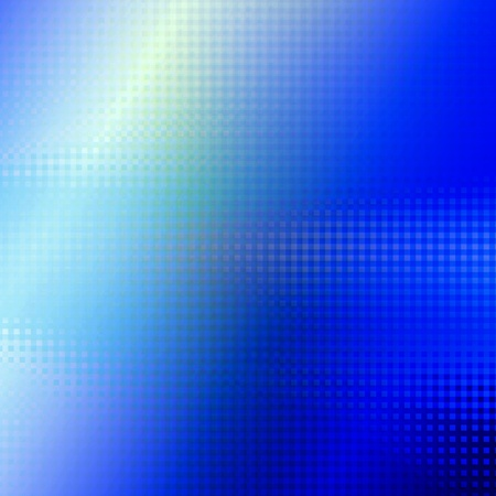 blue abstract background with grid pattern texture photo