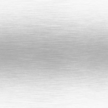 Fondo de metal blanco con textura de rayas horizontales