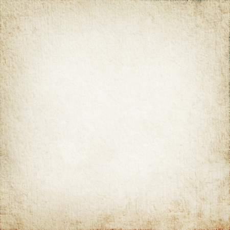 parchment texture as white grunge background with delicate vignette photo