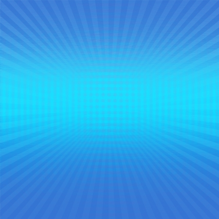 blue abstract background with delicate rays pattern texture Stock Photo - 14602903