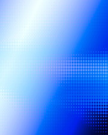 blue abstract background, digital modern grid texture photo