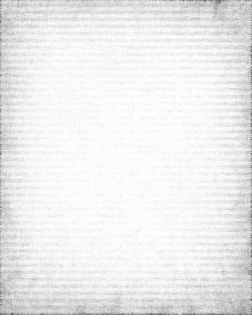 oblique: white old canvas texture with delicate oblique stripes as grunge background Stock Photo