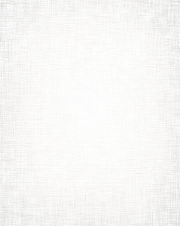 미묘한 캔버스 질감과 화이트 패브릭 배경
