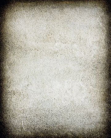 old wall texture, grunge background with black frame vignette photo