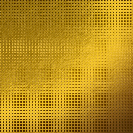 gold metal background texture grid pattern photo