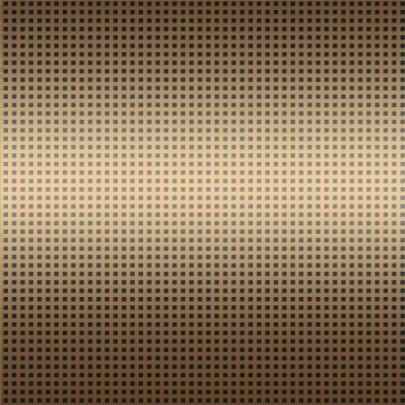 gold metal texture background with black grid pattern Stock Photo - 15378960