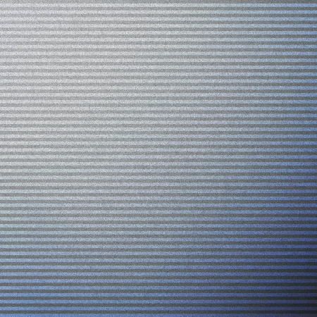 blue metallic background texture with horizontal lines white stripes pattern Stock Photo - 15378760