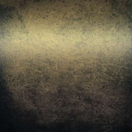 dirty gold metal texture grunge background, smooth industrial plate surface photo