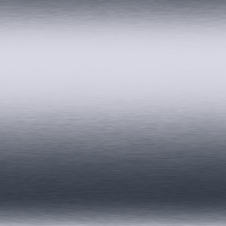 alluminum: white silver metal background brushed shiny chrome plate texture
