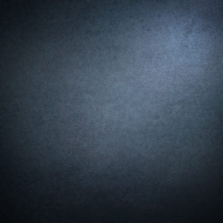 metalic: dark blue background with abstract highlight corner and vintage grunge background texture