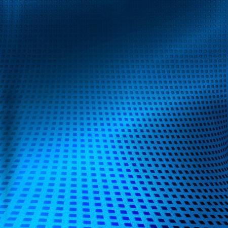 그리드: 블루 추상적 인 배경은 현대 기술 광고에 사용할 수있다