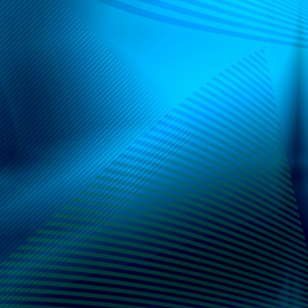 blue abstract background with strips, may use for high tech advertising Stock Photo - 15742684