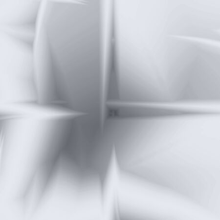 white metal abstract background or creased satin paper, may use as collection of four different backgrounds photo