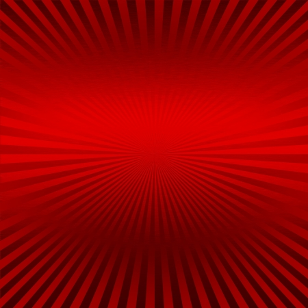 metalic: red metal texture background with light rays, may use as christmas background