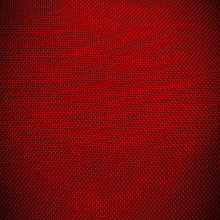 red canvas texture background with dark vignette  Stock Photo - 16163015