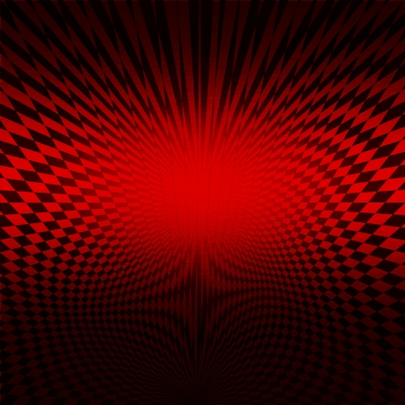 red abstract background with black vignette, may use as new year background or book cover photo