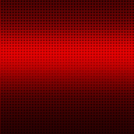 red background texture with black grid texture pattern Stock Photo - 16163031
