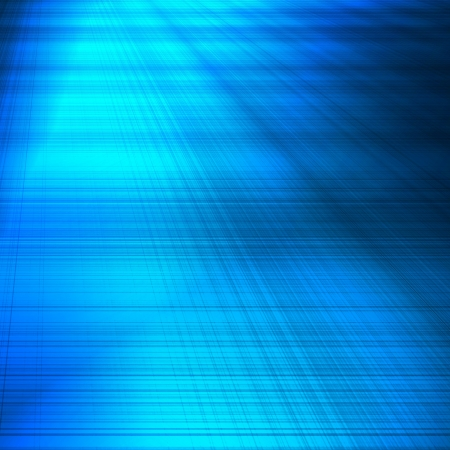 blue abstract background with stripe pattern, may use as high tech background or texture Stock Photo - 16296273