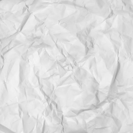 crumbled: grey crumpled paper texture background Stock Photo