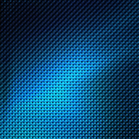 blue abstract background with technical texture photo