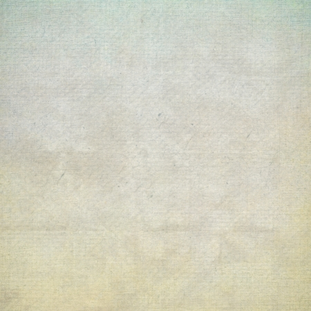 old paper grunge background with delicate abstract canvas texture and subtle blue color Stock Photo - 17106519
