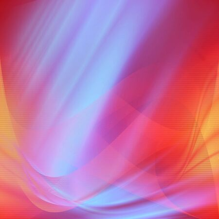 red and blue satin abstract background, valentne background with lighting effectts photo