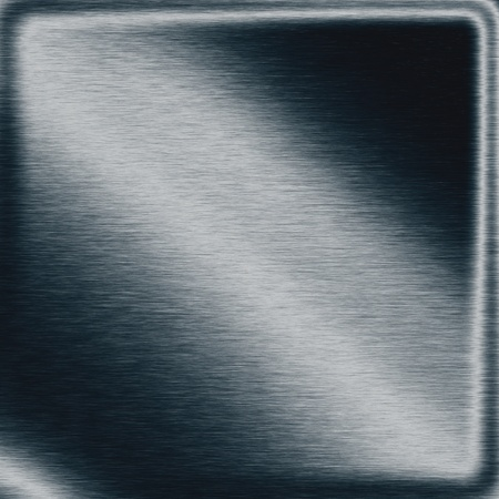 navy blue metal background texture dark plate board as modern frame border photo
