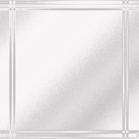 alluminum: white metal background with horizontal scratches texture