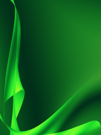 green abstract background lines pattern texture photo