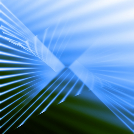blue abstract background lines texture high tech background Stock Photo - 17876550