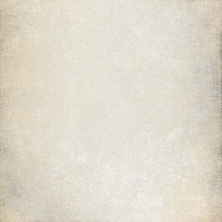 linen paper: old canvas texture grunge background Stock Photo